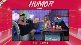 Blue Space Oficial - Matine - Humor - 23.12.18