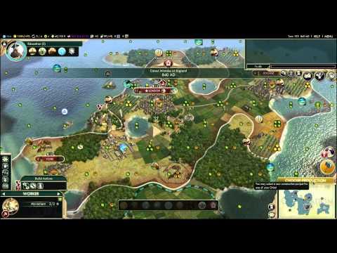Civilization V By Land & Sea (Anglo German Alliance) Episode 7