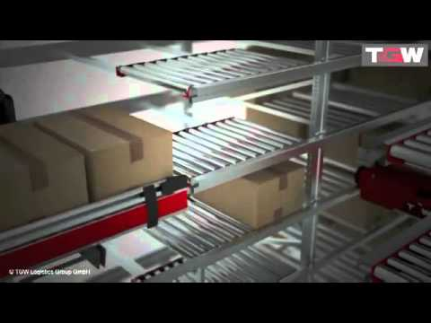 TGW Warehouse Solutions 3