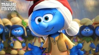 Os Smurfs e a Vila Perdida   Todos os trailers e clipes
