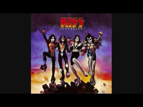 Kiss - Calling Dr. Love (Studio Version)