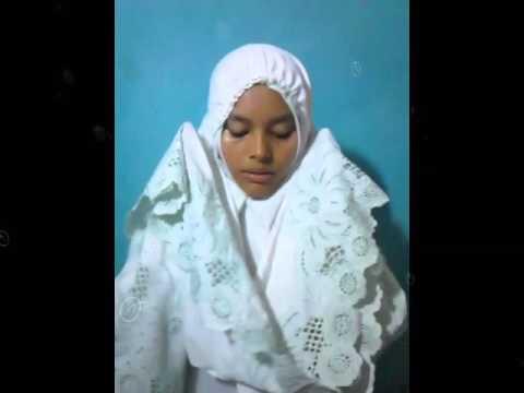 Tugas Video Agama - Tata cara Sholat Jenazah Wanita (Khadijah)