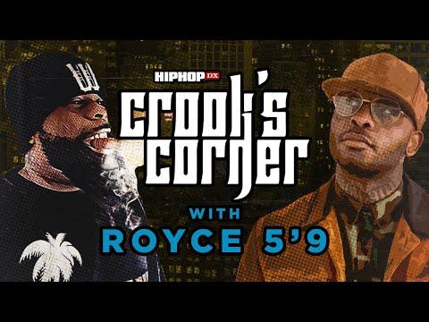 """Crooked I & Royce Da 5&39;9 On Eminem MGK Beef """"Bad Meets Evil 2"""" & PRhyme DJ Premier Crook&39;s Corner"""
