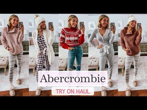 Abercrombie Black Friday Try On Haul 2019 | Lee Benjamin