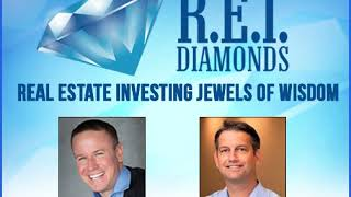 REI Diamonds Show with Dave Orloff on Financing Rentals & Fix & Flip Deals