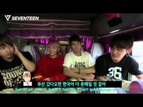 [ENG SUB] [Special Video] SEVENTEEN (세븐틴) in BUSAN(부산)