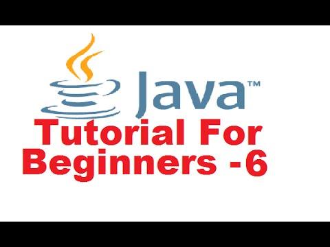 Java Tutorial For Beginners 6 - Math And Arithmetic Operators In Java