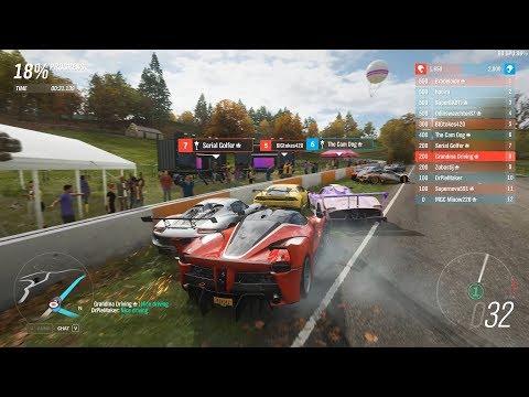 Forza Horizon 4 - Nice Driving Compilation