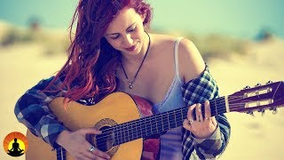 3 hour relaxing guitar music: meditation music instrumental music calming music soft music
