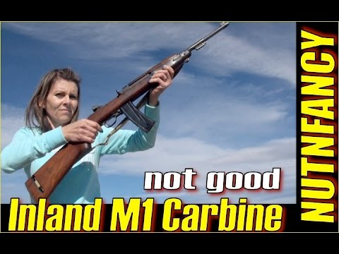 Inland Mfg M1 Carbine Full Review