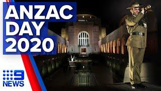 Anzac Day 2020 Dawn Service
