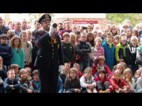 Belgium battlefields trip 2017 Stirling High School