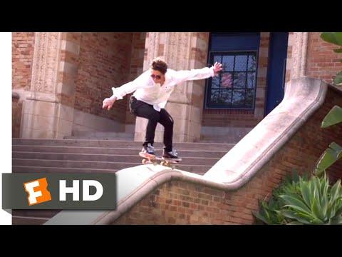 Propeller (2015) - Dustin Dollin: Skater Scene (7/10) | Movieclips