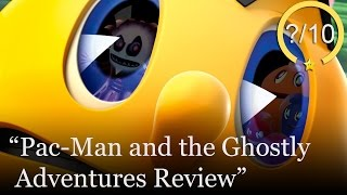 Pac-Man and the Ghostly Adventures Review (Video Game Video Review)