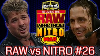 "Raw vs Nitro ""Reliving The War"": Episode 26 - March 25th 1996"