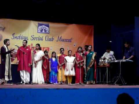 Bharat Anokha Raag Hai (Group Song in Minara...
