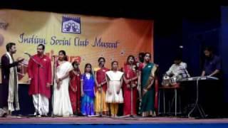 Bharat Anokha Raag Hai (Group Song in Minara Music Festival)