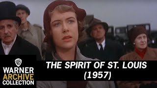The Spirit of St. Louis (1957) – Takeoff From Roosevelt Field