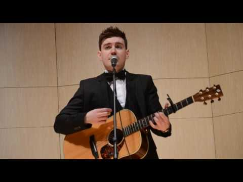 "Emmet Cahill "" Spanish Lady"" at the Omaha Conservatory of Music"