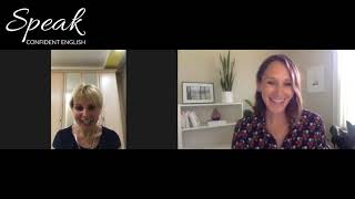 Fluency School Interview with Iryna—How to Become Confident in English