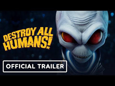 Destroy All Humans! - Official Midweek Madness Trailer | Watch Movie Online