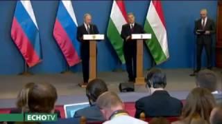 Heti mérleg: Orbán-Putyin találkozó - Echo Tv