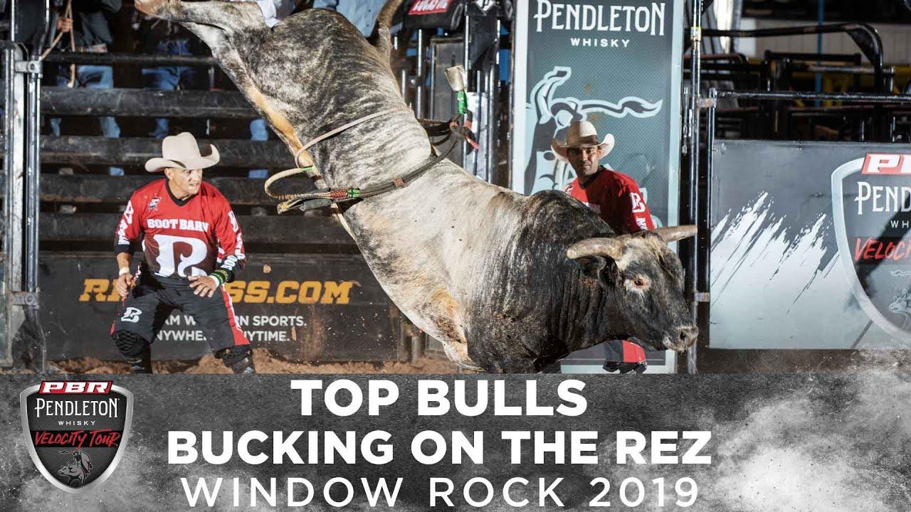 Top Bucking Bulls from Bucking On The Rez | 2019