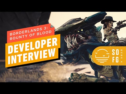 Borderlands 3: Bounty of Blood - Gameplay Interview | Summer of Gaming 2020