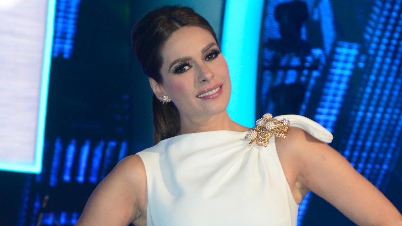 Galilea quería ser como Thalía y Adela Noriega - YouTube