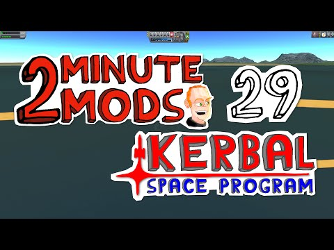 Sound mods! - 2 Minute Mods - Kerbal Space Program 29