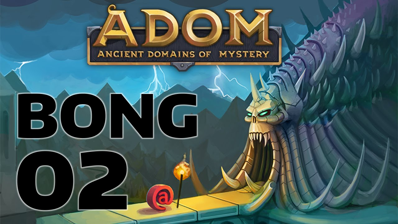 adom bong the troll in medias res episode 02 air and
