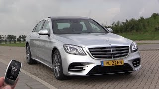 2018 Mercedes S Class Long AMG | New Drive, In Depth Review Interior Exterior SOUND