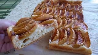 ЯБЛОЧНЫЙ ПИРОГ Простой рецепт  ЯБЛОЧНОГО пирога