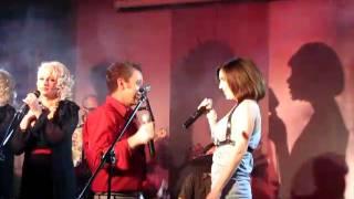 Алена Винницкая и Жорык DElиев - Тумба Буги live
