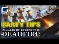PILLARS OF ETERNITY 2 - How to create perfect party