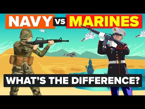 US Navy vs