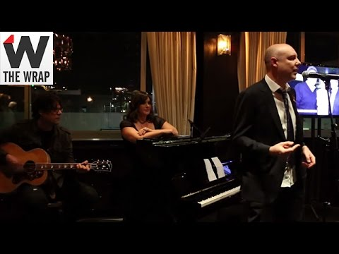 Gregg Alexander Performs 'Lost Stars' From 'Begin Again'