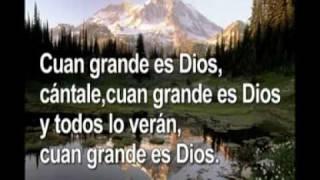 Cuan grande es Dios Hillsong