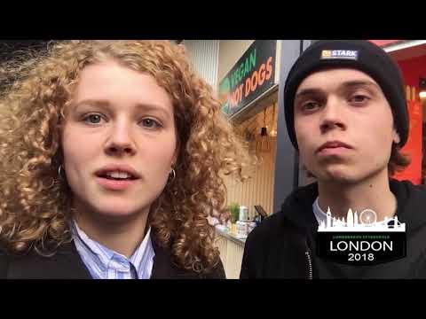 LE i London 2018 - Vlog fra dag 3