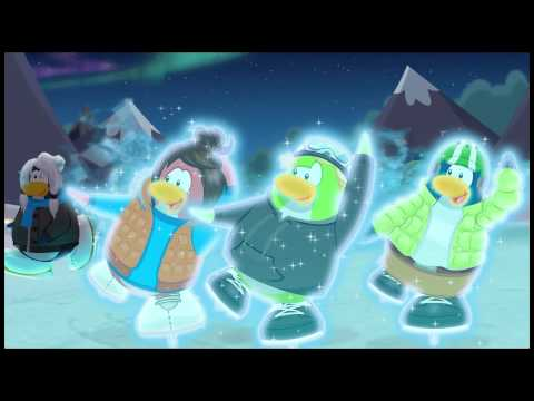 Club Penguin - Cool in the Cold - Music Video - HD