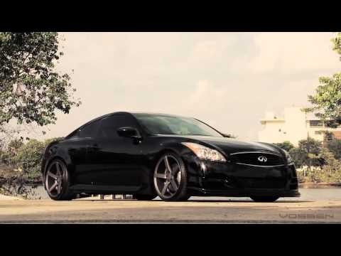 Infiniti G37s -Entry-level luxury car