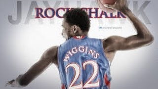 Andrew Wiggins Kansas Mix- Hell and Back