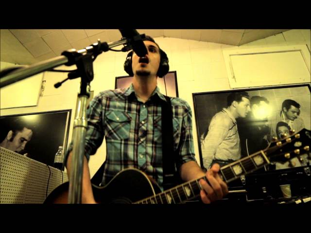 Keyton - Sleepless (Sun Studio Session)