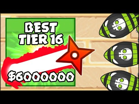 THE HIGHEST TIER EVER VS POWER LATE GAME! | Bloons TD Battles Hack/Mod (BTD Battles)