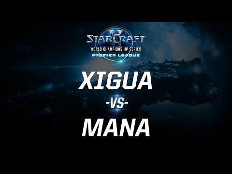 #50 MaNa vs #73 XiGua