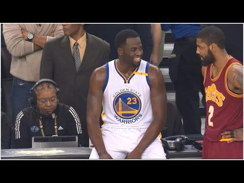Mic'd Up Cavaliers vs. Warriors | Featuring Draymond Green | 01.16.17