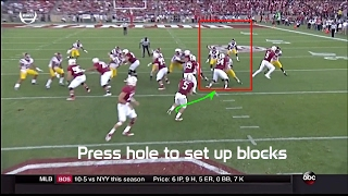 Film Room: Christian McCaffrey, RB, Stanford Scouting Report (NFL Breakdowns Ep 46)
