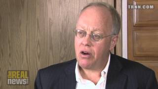 6/8 contin ...  Chris Hedges and Sheldon Wolin: Can Capitalism and Democracy Coexist ?