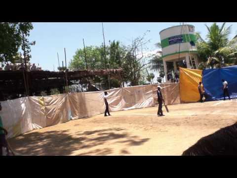 tamil nadu tennis ball cricket  match 2014