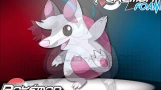 pokemon cinder and foam pokedex fan made